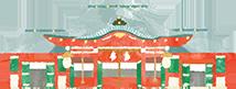 神戸の神社