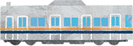 阪急電車 阪神電車